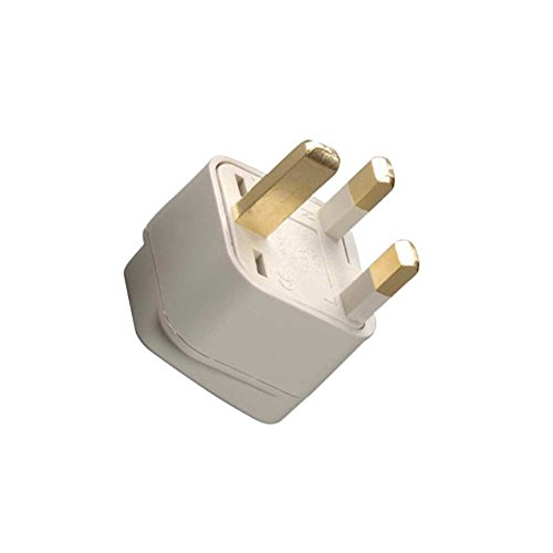 Price comparison product image Grounded Adapter Plug  to United Kingdom GUD