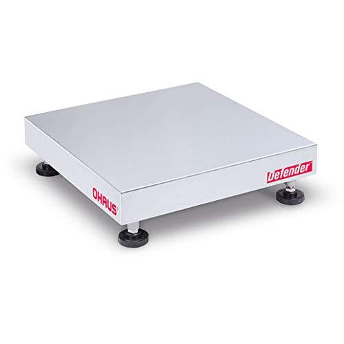 Ohaus D125WQL, Standard Washdown Bench Scale Base, 250 lb x 0.05 lb, NTEP