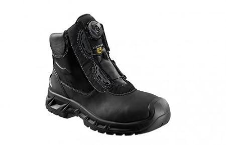 2173e063e7 Diadora D 543 Mid Boa S3 ESD High Safety Shoes Work Shoes: Amazon.co ...