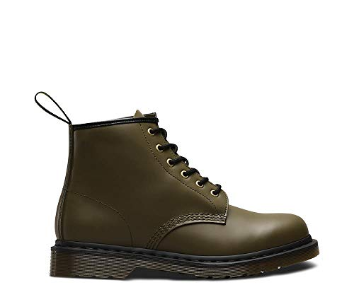 Martens Dms Dr Olive 101 Boots qw07Y0d