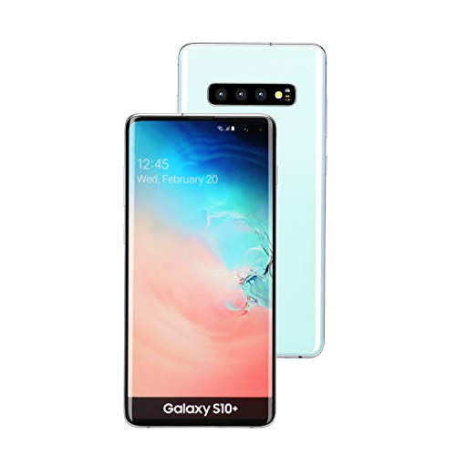 Non-Working Replica Phone Dummy Display Phone for Samsung Galaxy S10 (S10+ Prism White)