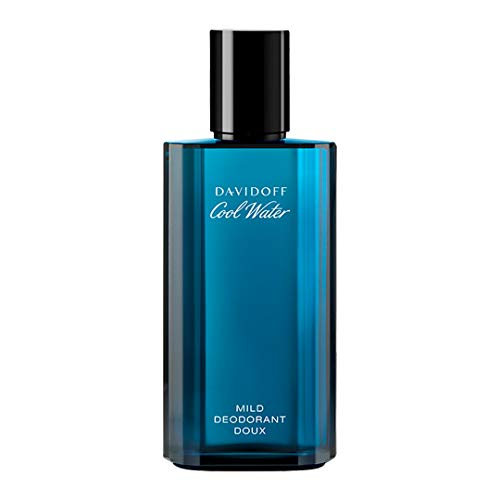 Cool Water By Davidoff For Men. Mild Deodorant Spray 2.5 Ounce, 1 Count ()