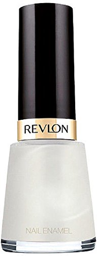 Color Nail Crystal Pure Lacquer (Revlon Nail Enamel, Pure Pearl)
