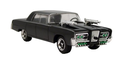 The Green Hornet Movie Black Beauty Collectible Die-Cast Vehicle with Weapons ()