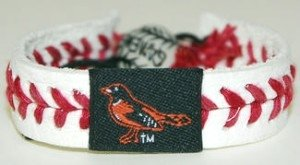 Baltimore Orioles Baseballブレスレット – クラシックスタイル   B00V0WH4U6