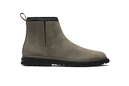 SWIMS Storm Chelsea Boot, Taupe Black, - Brown And Orlebar