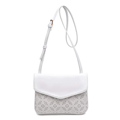 (Moda Luxe Tate-Perf Handbag)