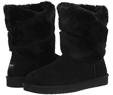 Koolaburra via UGG Women's Dezi Short Mid Calf Boot