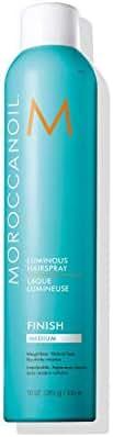 Moroccanoil Luminous Hairspray Medium, 10 Fl oz