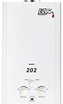 propane tankless water heater