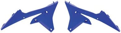 Acerbis Lower Radiator Scoops YZ Blue for Yamaha YZ250F 2014-2018