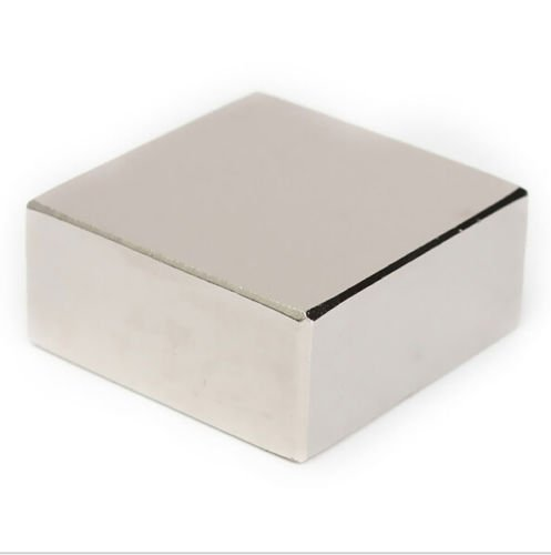 Strong Rare-Earth Magnets (Silver) - 5