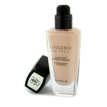 Guerlain Lingerie De Peau Invisible Skin Fusion SPF 20 PA+ Foundation for Women, No. 01 Beige Pale, 1 Ounce