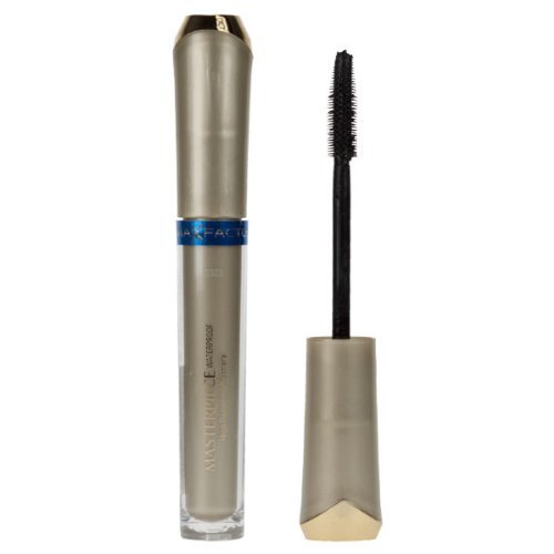 Masterpiece Waterproof High Definition Mascara - Black Brow Max Factor Mascara Women 4.5 ml (Pack of 5) by PerfumeWorldWide, Inc. Drop Ship Company