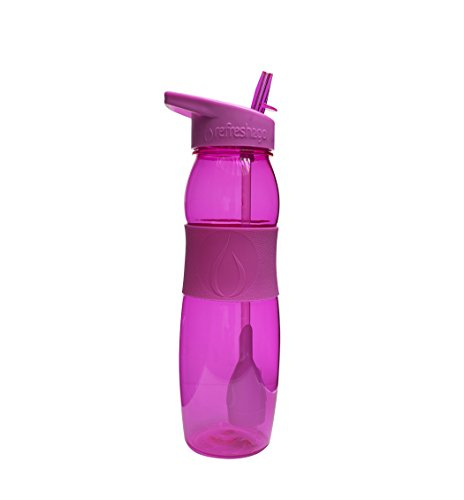 reusable filtered water bottle - 2