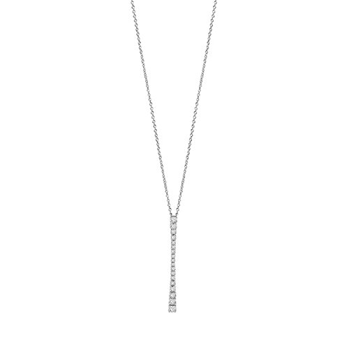 Collier Salvini Femme 20071781or blanc diamant