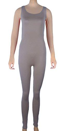 Howriis - Body - para mujer gris