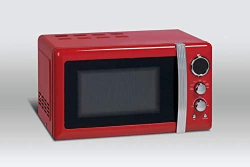 Scandomestic MIR20F - Microondas con 20 litros de capacidad, 12 ...