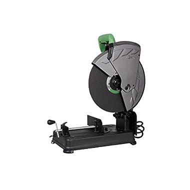 HiKOKI CC14STD 14 inch 2200-Watt Cut-Off Machine, Green 10