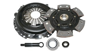 Competition Clutch 8013-2400 Clutch Kit(88-89 Honda Prelude Stage 1 - Gravity ()