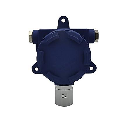 DC24 V bus-system 485 señal digital transmisor de detección de Gas Sensor Detector de