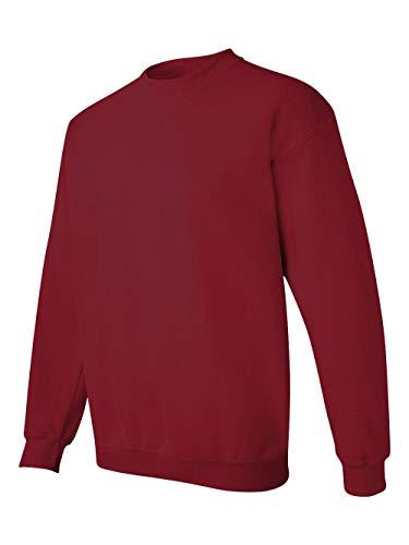 Gildan Men's Heavy Blend Crewneck Sweatshirt - XX-Large - Cardinal Red