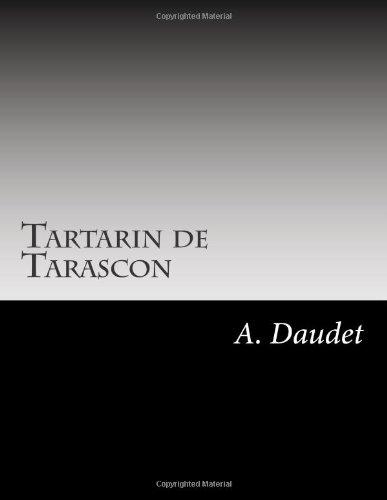 Read Online Tartarin de Tarascon ebook