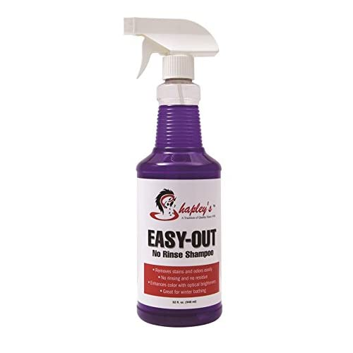 Shapley's Easy-Out No Rinse Shampoo 32 fl.oz