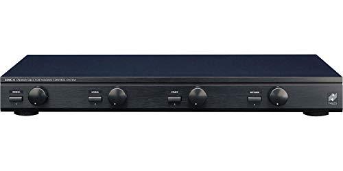 Niles SSVC-4 Speaker Selector, Black