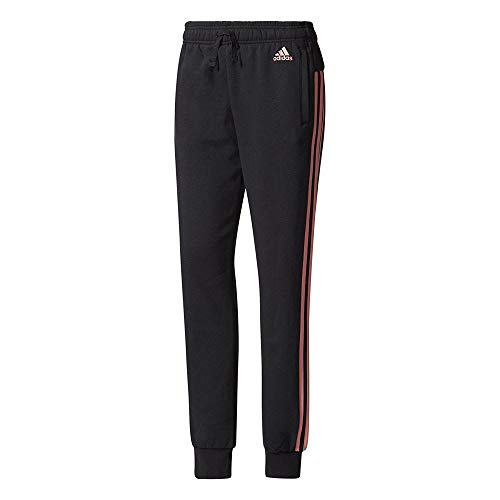 Adidas Ess Pantalon negro Femme Ch Black rostac 3s qRrCwqxP