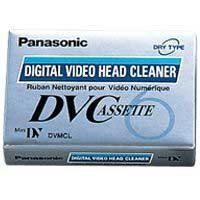 Panasonic AY-DVMCLWW digital video head cleaner