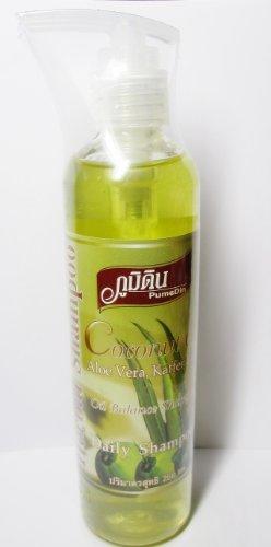 Virgin Coconut Oil Aloe Vera Kaffer Lime (Bergamot) Extra...