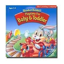 Reader Rabbit Playtime For Baby & Toddler -