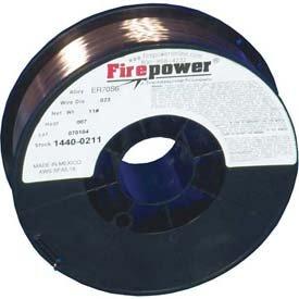 Firepower 1423-1108 Acid Flux Core 40/60 Solder, 1/8-Inch x 1/4-Pound by Firepower