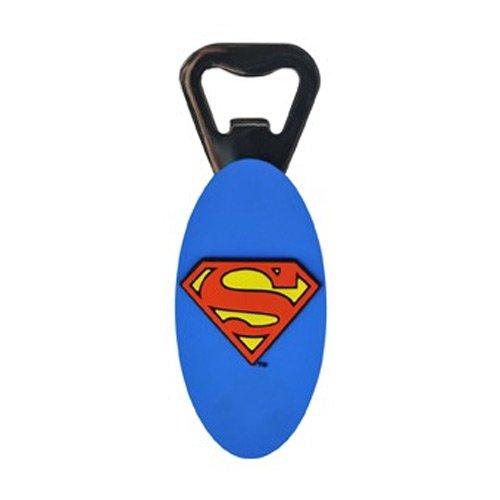 Superman Logo Bottle Opener by DC Comics ()