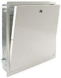 R500 Caja metálica empotrada para colectores R500Y104 ...