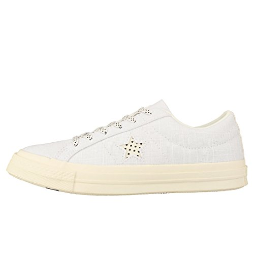 Converse Blanc One Noir Baskets Star Femmes Ox rxrX1a8