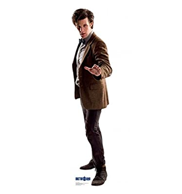 BBC's Doctor Who - Advanced Graphics Life Size Cardboard Standup