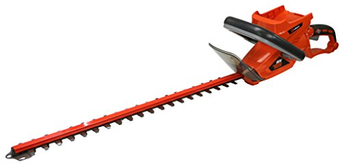 Redback 106073 40V Cordless Li-ion Hedge Trimmer - Battery and Charger Not Included by Redback