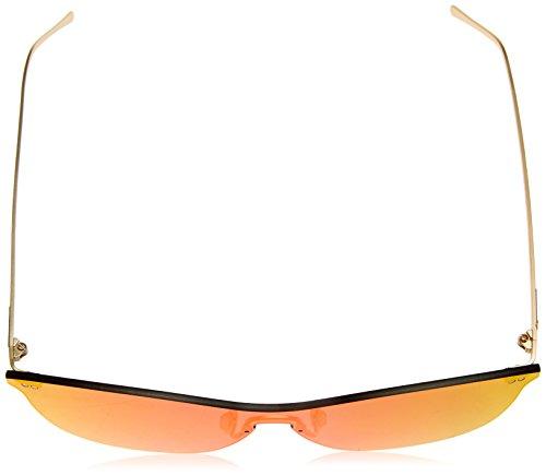 Paloalto Sunglasses P23.6 Lunette de Soleil Mixte Adulte, Rouge