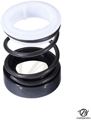 Kit de sustitución anillo + muelle para cabeza desbrozadora ...