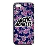 LeonardCustom Arctic Monkeys Hard Durable Rubber Coated Cover Case for iPhone 5 iPhone 5S -LCI5U198