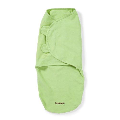 Summer Infant SwaddleMe Adjustable Infant Wrap, 2-Pack, Woodland Friends