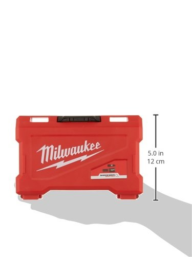 Milwaukee Electric Tool 48-32-4005 Shockwave Bit Set 36 Piece Home Improvement TV Non-Branded Items