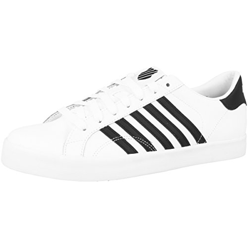 white K So Ginnastica 180 stripes Basse da 93324 Scarpe Donna SwissBelmont black na5Orn0qB