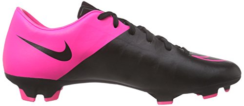 Nike Pink Multicolore Pink black De Homme hyper hyper Mehrfarbig black Fg Football Chaussures Victory V Mercurial qaCZnqf1