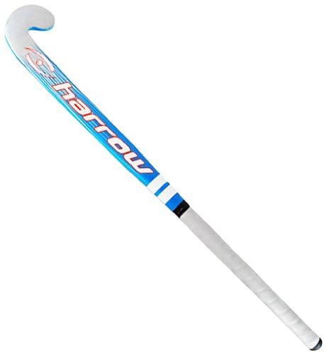 Harrow Sonic Field Hockey Stick, 36-Inch, Blue/Silver