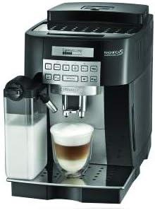 DeLonghi Magnifica S Cappuccino ECAM 22.360.S - Cafetera automática, color negro: Amazon.es: Hogar