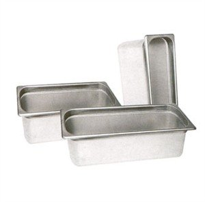 Winco SPT4 1/3 Size Pan, 4-Inch