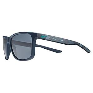 Nike EV0922-415 Unrest SE Sunglasses (Dark Grey Lens), Matte Obsdian/Obsidian Camo